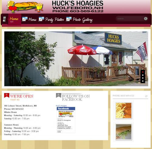 Hucks Hoagies